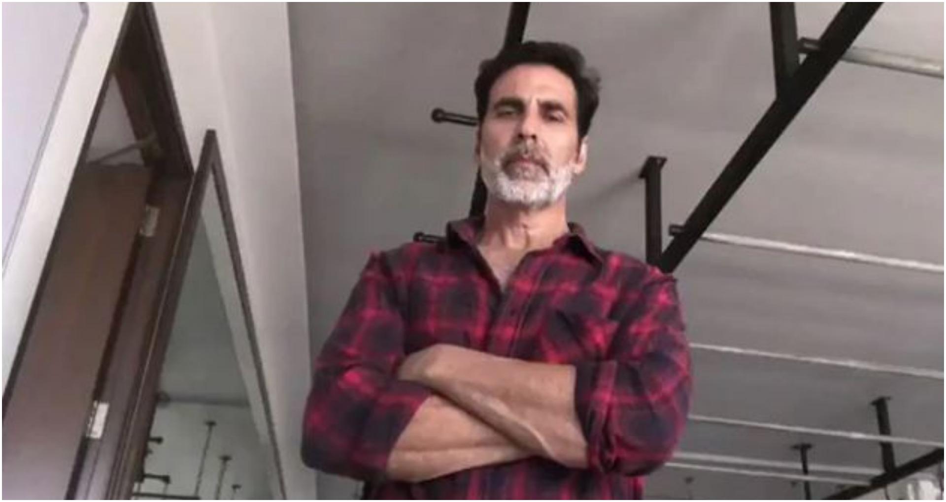 Lockdown में घर से बाहर निकलने वाले लोगों पर आया अक्षय कुमार को गुस्सा, Video शेयर कर दी सलाह