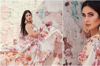 Katrina Kaif Photos: कैटरीना कैफ ने शेयर की Photos, लग रही हैं बला की खूबसूरत, देखें तस्वीरें