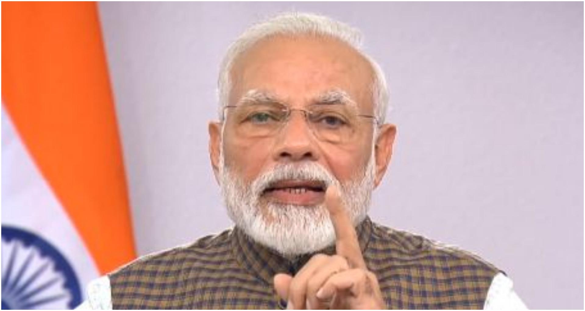Coronavirus Lockdown: पीएम मोदी ने कहा- हम COVID -19 से लड़ेंगे और एक स्वस्थ भारत बनाएंगे