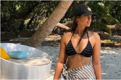Ileana Dcruz Hot Photos: इलियाना डी'क्रूज़ ने बिकिनी पहन ढाया कहर, सोशल मीडिया पर तस्वीरें हुईं वायरल
