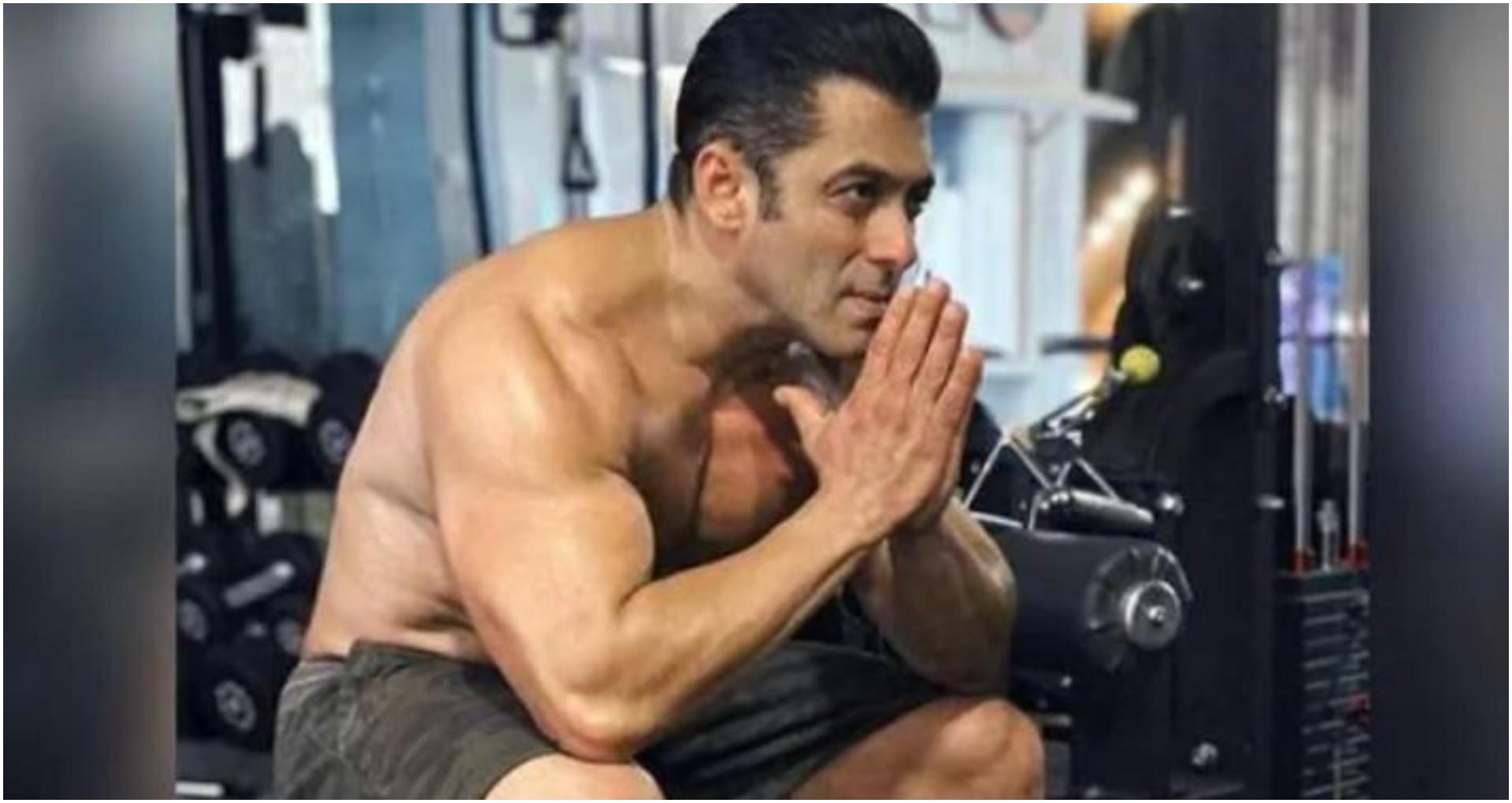 सलमान खान को सताने लगा कोरोना वायरस का डर, कैंसल किया फिल्म 'राधे' का शूट