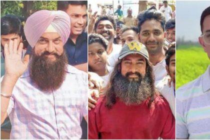 Lal Singh Chaddha के सेट से वायरल हुई आमिर खान के नए लुक की तस्वीर, आप भी नहीं पहचान पाएंगे