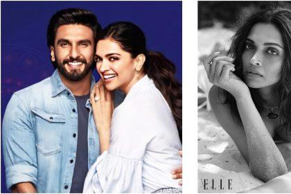 Ranveer Singh comments on Deepika Padukone hot photoshoot went viral