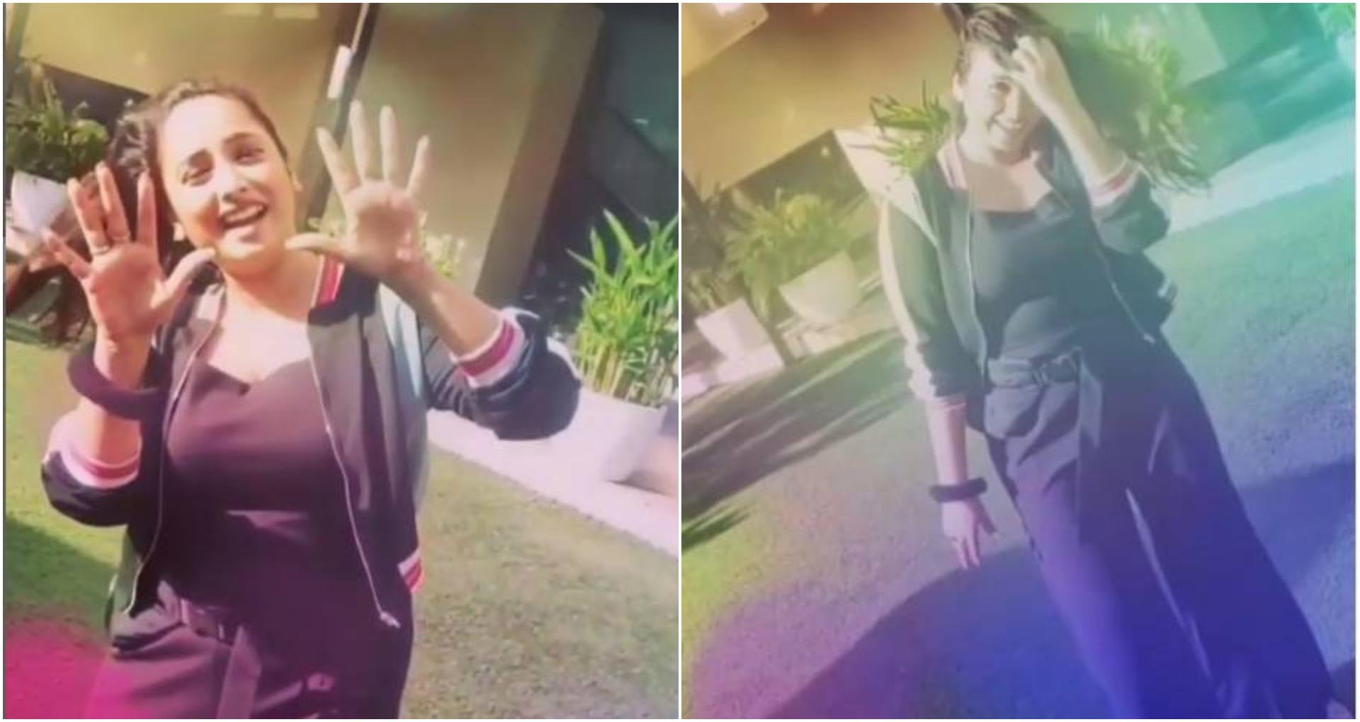Holi 2020: होली के अवसर पर रानी चटर्जी ने दी होली की शुभकामनाएं, शेयर की वीडियो