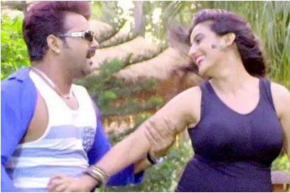 Akshara Singh Video: पवन सिंह और अक्षरा सिंह के गाने ने मचाया धमाल, 7 करोड़ बार गया देखा वीडियो