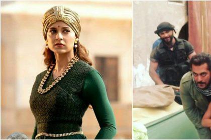 Top News: Kangana Ranaut sister Rangoli Chandel target Ahmed Khan, Salman Khan get little fan