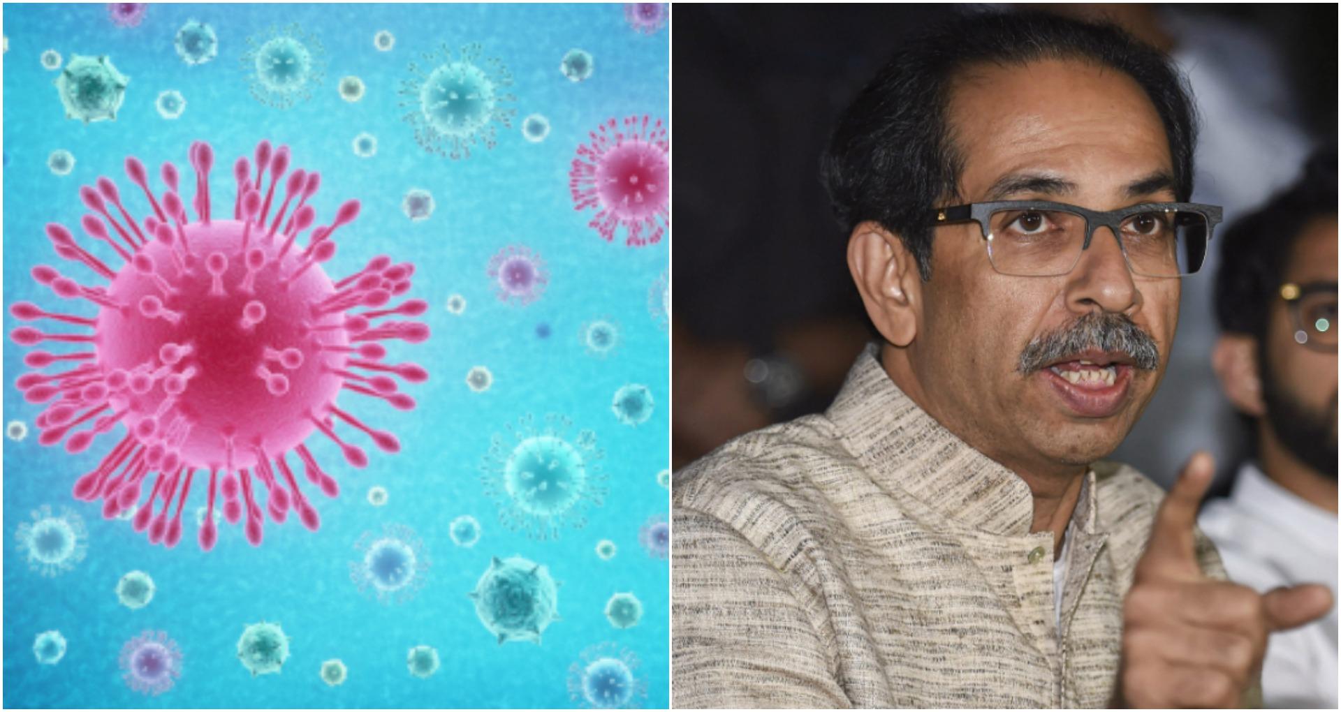 Coronavirus Mumbai Update: मुंबई में पाए गए 2 कोरोना मरीज़, मुख्यमंत्री उद्धव ठाकरे ने कहीं ये बात