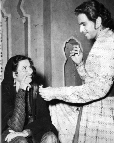 Dilip Kumar and Madhubala Love story