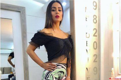 Heena Khan Photos: 6 टाइम्स हिना खान ने हमें अपने स्कर्ट लुक से प्रभावित किया, देखें हिना का स्टाइलिश लुक