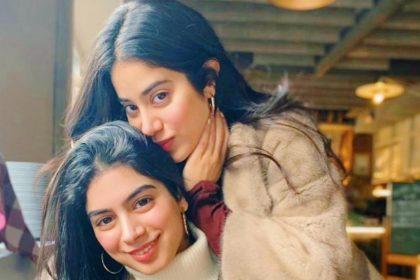 Janhavi Kapoor And Khushi Kapoor: जान्हवी कपूर और ख़ुशी कपूर हमें सिस्टर गोल्स देने से कभी पीछे नहीं रहती हैं
