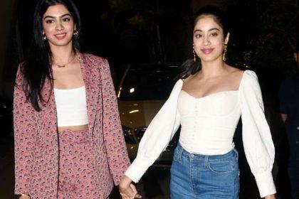 Kapoor Sister's: जान्हवी कपूर और ख़ुशी कपूर इन समर लुक में लग रहीं हैं बेहद हॉट, यहाँ देखे तस्वीरें