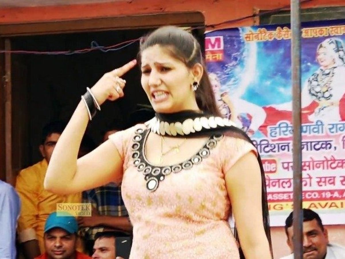 Sapna Choudhary Songs: सपना चौधरी का ये गाना 'ठेके वाली गली' सोशल मीडिया पर कर रहा है ट्रेंड, देखें वीडियो