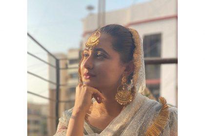 Rashmi Desai Photos: रश्मि देसाई फिर छाई इंटरनेट पर, ट्रेडिशन लुक में लग रही हैं बाला की खूबसूरत