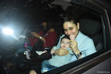 Taimur Ali Khan Photos: मॉम करीना कपूर खान के साथ छोटे नवाब तैमूर अली खान की थ्रोबैक तस्वीरें हो रही हैं वायरल