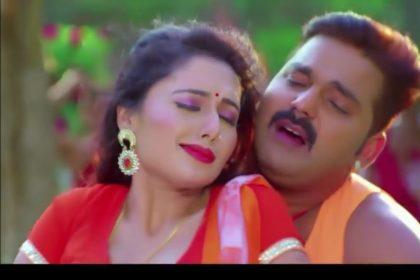 Bhojpuri Hot Song: पवन सिंह अपने नए गाने में मणि भट्टाचार्य के साथ हॉट सीन देते आए नज़र, देखें वायरल वीडियों