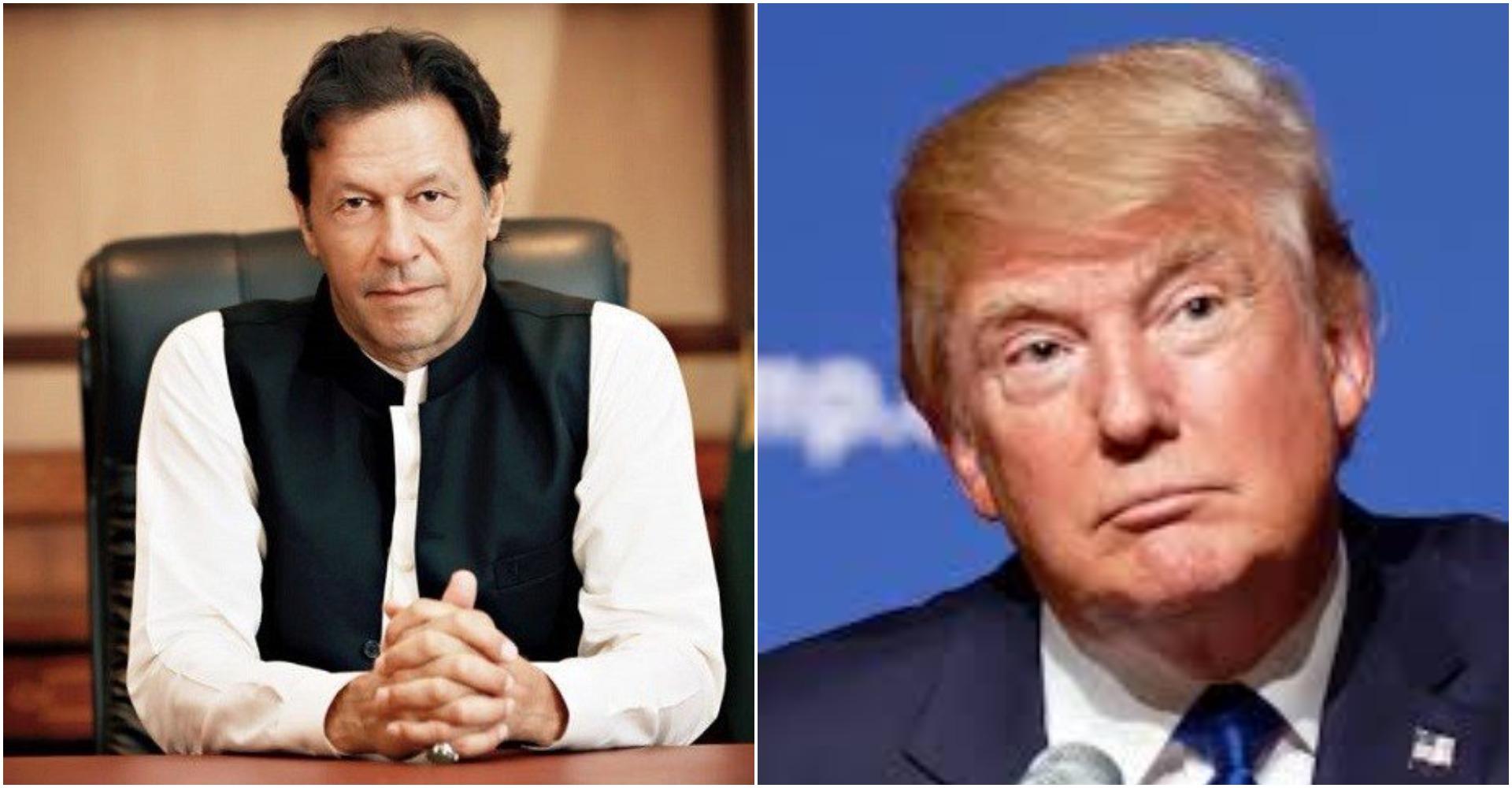 कोरोना वायरस को लेकर पाकिस्तान के पीएम इमरान खान ने अमेरिकी राष्ट्रपति डोनाल्ड ट्रंप से की बात, आर्थिक मदद…