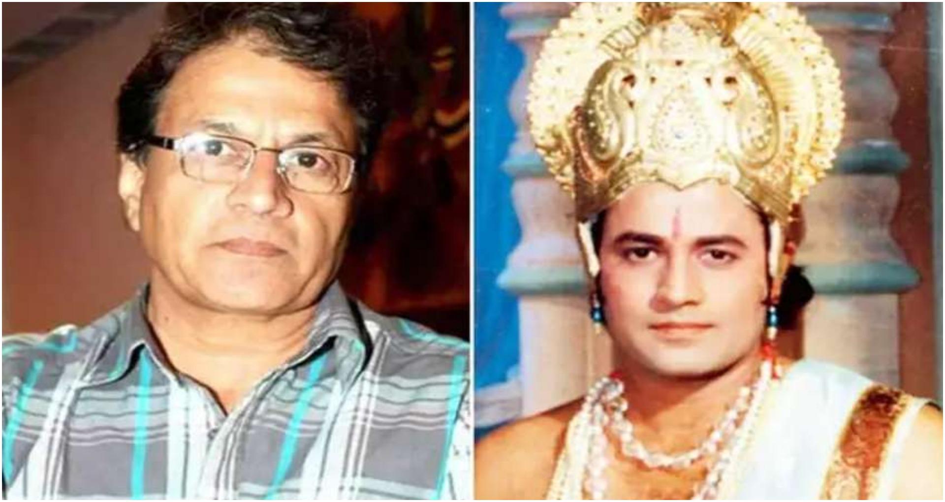 रामायण के 'राम' अरुण गोविल ने शेयर की 33 साल पुरानी रामायण के सेट की शानदार फोटो, देखें तस्वीर