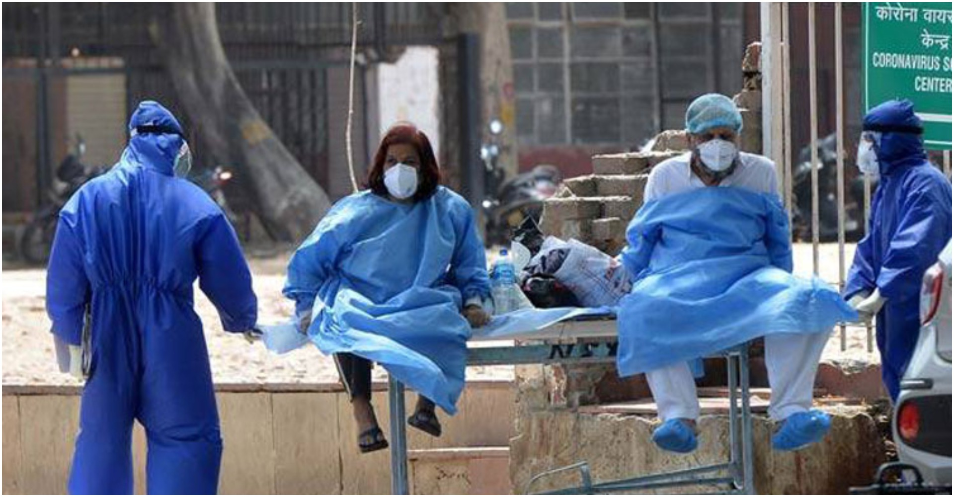 कोरोना से संक्रमित मरीजों का इलाज ना करने वाले लापरवाह अस्पताल पर होगी सख्त कारवाही- केंद्र सरकार