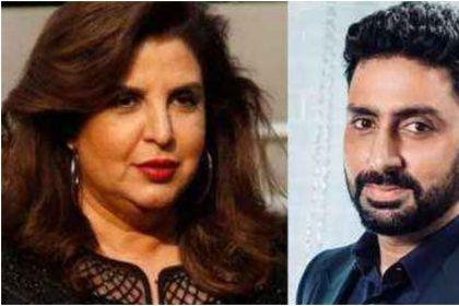 फराह खान ने कपड़ों को लेकर किया ट्वीट तो अभिषेक बच्चन ने कर दी खिंचाई, ट्वीट हो गया Viral