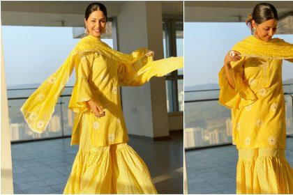 Hina Khan Photos: बला की खूबसूरत लग रही है हिना खान, निहारते रह गए सभी! देखें तस्वीरें
