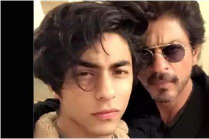 शाहरुख खान और आर्यन खान की तस्वीर (फोटो: इंस्टाग्राम)
