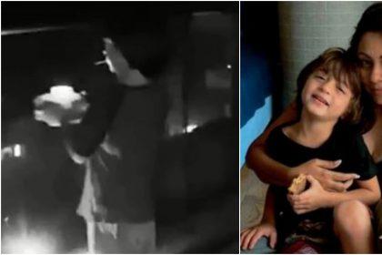 पीएम मोदी की अपील पर शाहरुख खान के बेटे अबराम ने भी जलाया दीया, गौरी खान ने शेयर किया वीडियो