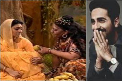 आयुष्मान खुराना की सास ने रामायण में निभाया था ये बड़ा किरदार, अब हो रही है चर्चा