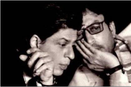 इरफान खान और शाहरुख खान की तस्वीर (फोटो: इंस्टाग्राम)