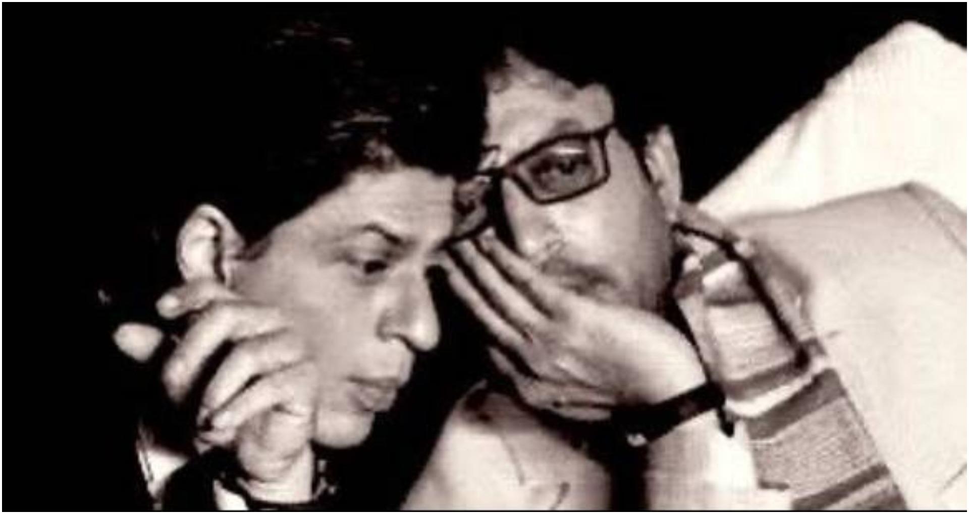 इरफान खान की खबर सुन भावुक हुए शाहरुख खान, पोस्ट में उनकी आंखों की तारीफ़ कर लिखा-'पैमाना कहे है कोई…'