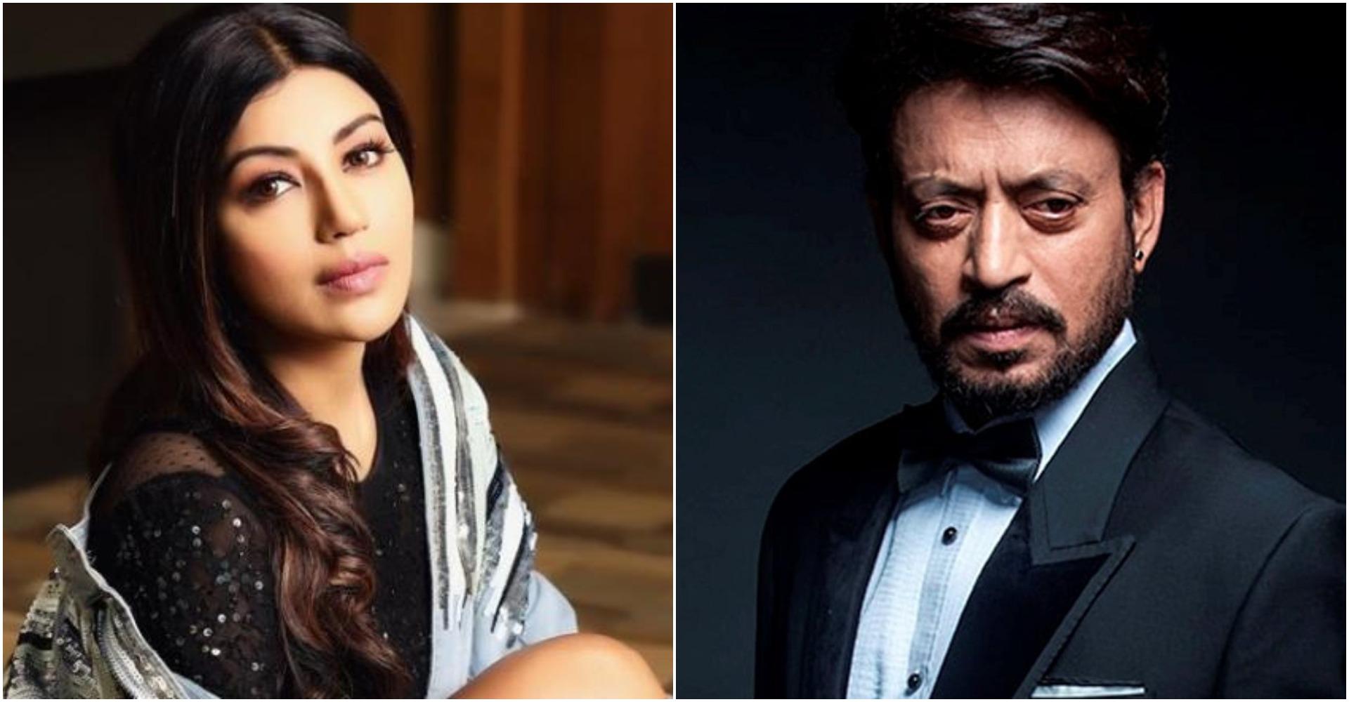 """EXCLUSIVE: इरफान खान की देहांत की खबर सुन दुखी हुई देबिना बनर्जी, कहा-'ऐसा लगा जैसे हमारे परिवार का…"""""""