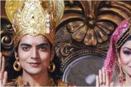 'रामायण' में शूटिंग के बीच 'राम-सीता' में हुई अनबन, सीता ने खा ली थी कभी साथ काम न करने की कसम!