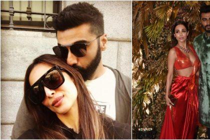 Arjun Kapoor and Malaika Arora Photos:मलाइका-अर्जुन की रोमांटिक तस्वीरों ने जीता फैंस का दिल