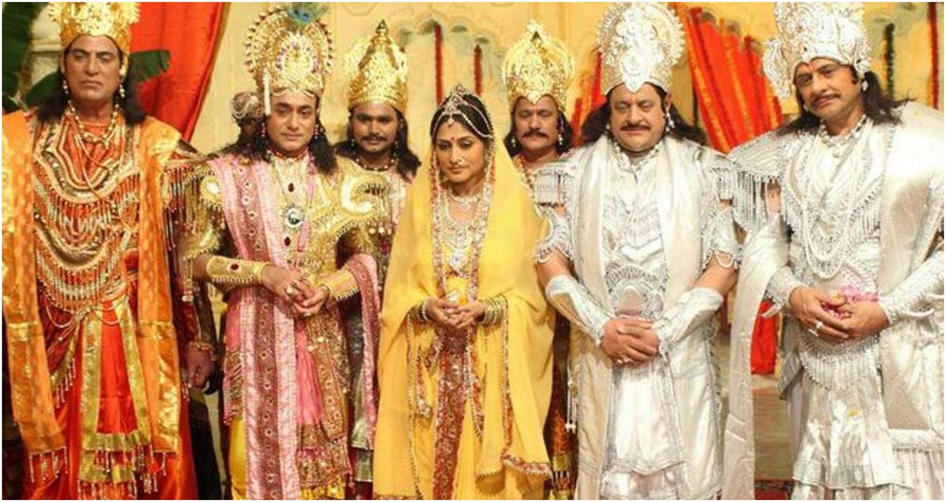 Mahabharat: महाभारत के 'पांडव' स्टाइलिश लुक में आए नजर, फोटो हुई वायरल, देखें तस्वीर