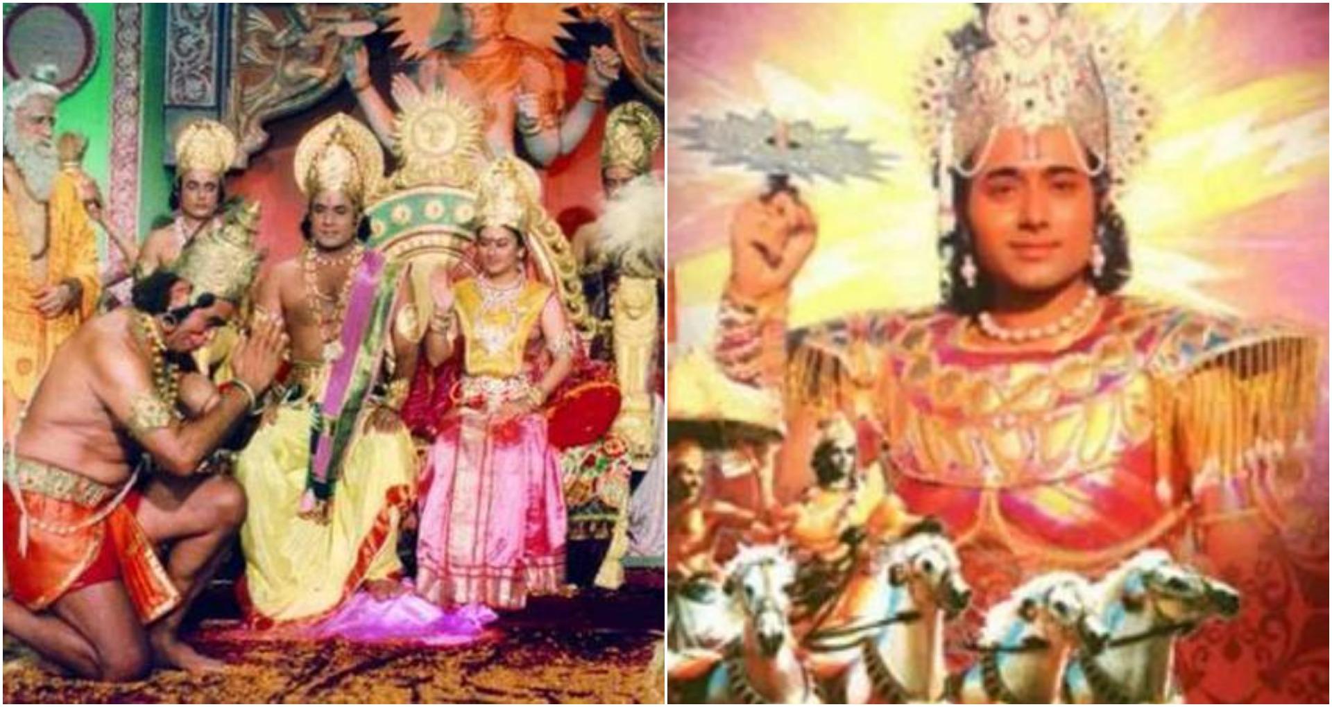 TRP में अब भी टॉप पर रामायण और महाभारत, शक्तिमान पिछड़ा अब TOP 5 में ये शो हुआ शामिल