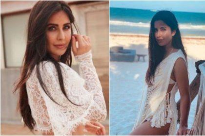 katrina kaif Photos: कैटरीना कैफ ने White Outfits पहन फैंस को किया घायल, देखें तस्वीरें
