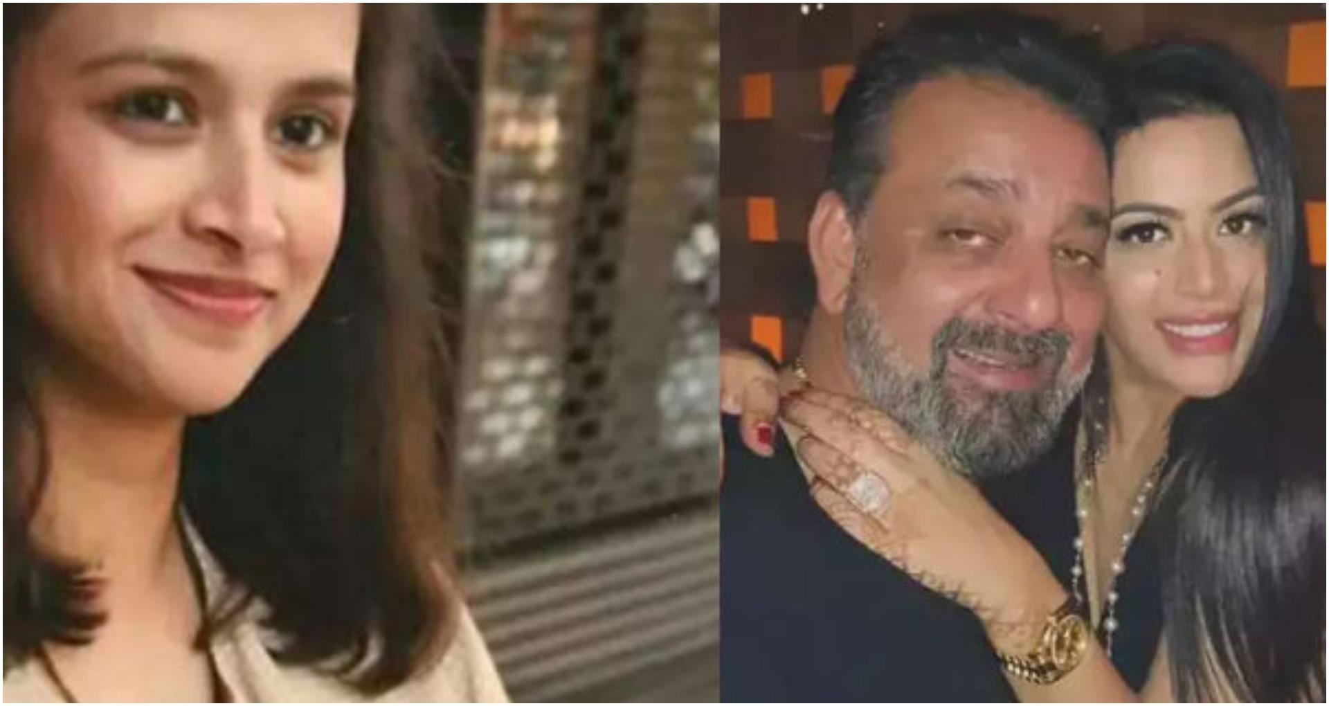 संजय दत्त की बेटी त्रिशाला दत्त ने शेयर की मां की खूबसूरत तस्वीर, मान्यता दत्त ने भी किया कमेंट