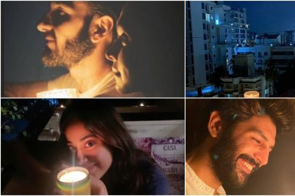 Bollywood celebrities light candles to express solidarity with #9baje9minute call