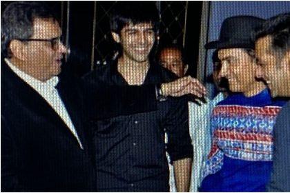 सुभाष घई, आमिर खान, सलमान खान और कार्तिक आर्यन की तस्वीरें (फोटो: इंस्टाग्राम)