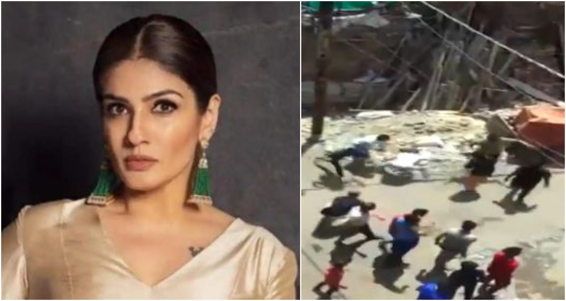 Indore Viral Video: इंदौर में डॉक्टर की टीम पर हुआ हमला, रवीना टंडन ने कहा- इन बर्बर लोगों से बदले…