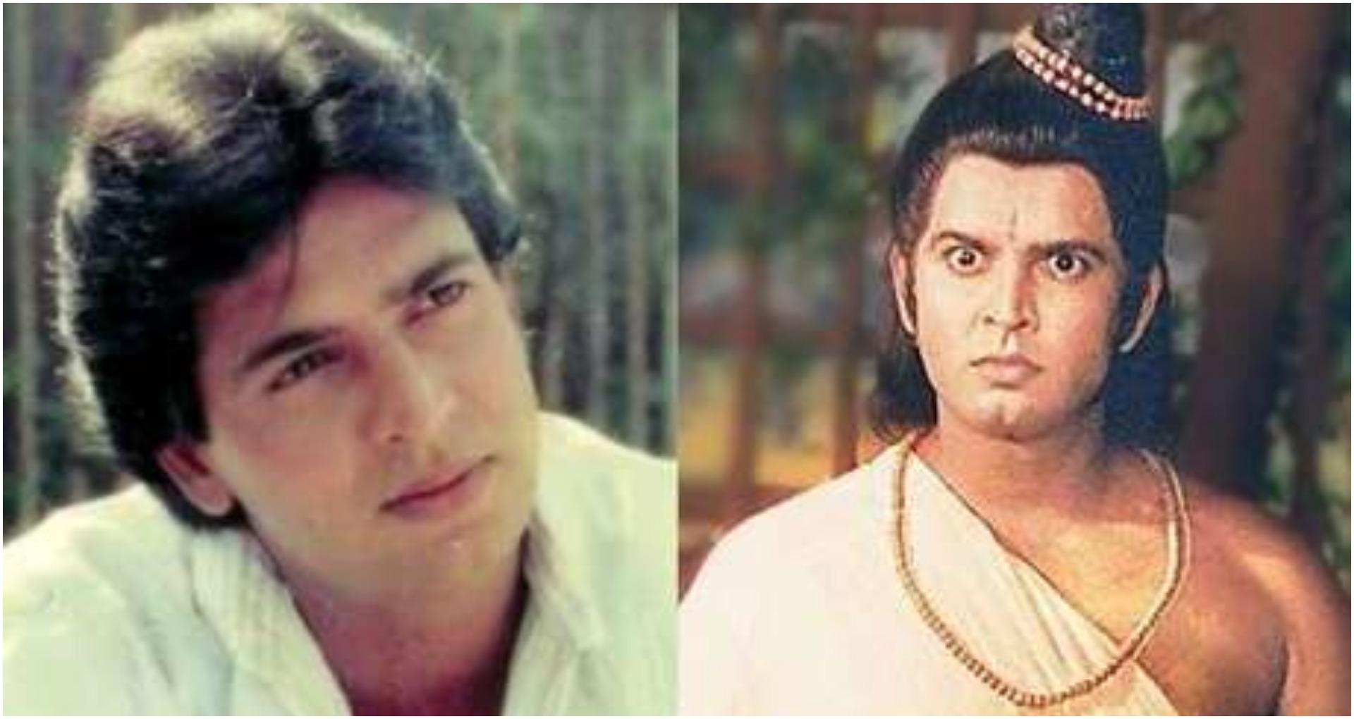 'रामायण' के लक्ष्मण की तस्वीर हो रही है सोशल मीडिया पर वायरल, देखकर आप भी चौंक जाएंगे