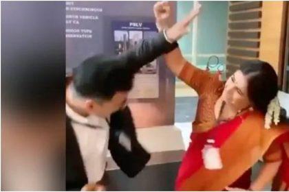 अक्षय कुमार और विद्या बालन के बीच हुई हाथापाई, थ्रोबैक Video हो रहा है वायरल