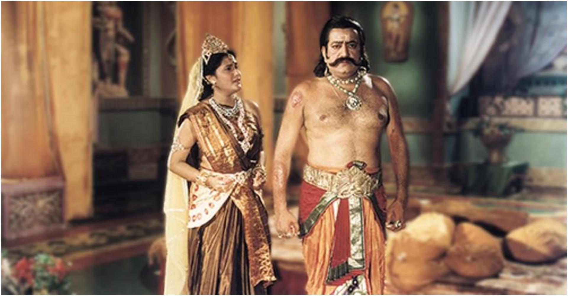 Ramayan: सीता हरण देख भावुक हुए रावण उर्फ़ अरविन्द त्रिवेदी, टीवी के सामने जोड़े हाथ