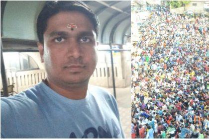 Bandra: Vinay Dubey arrested from Navi Mumbai, linked with Bandra protest