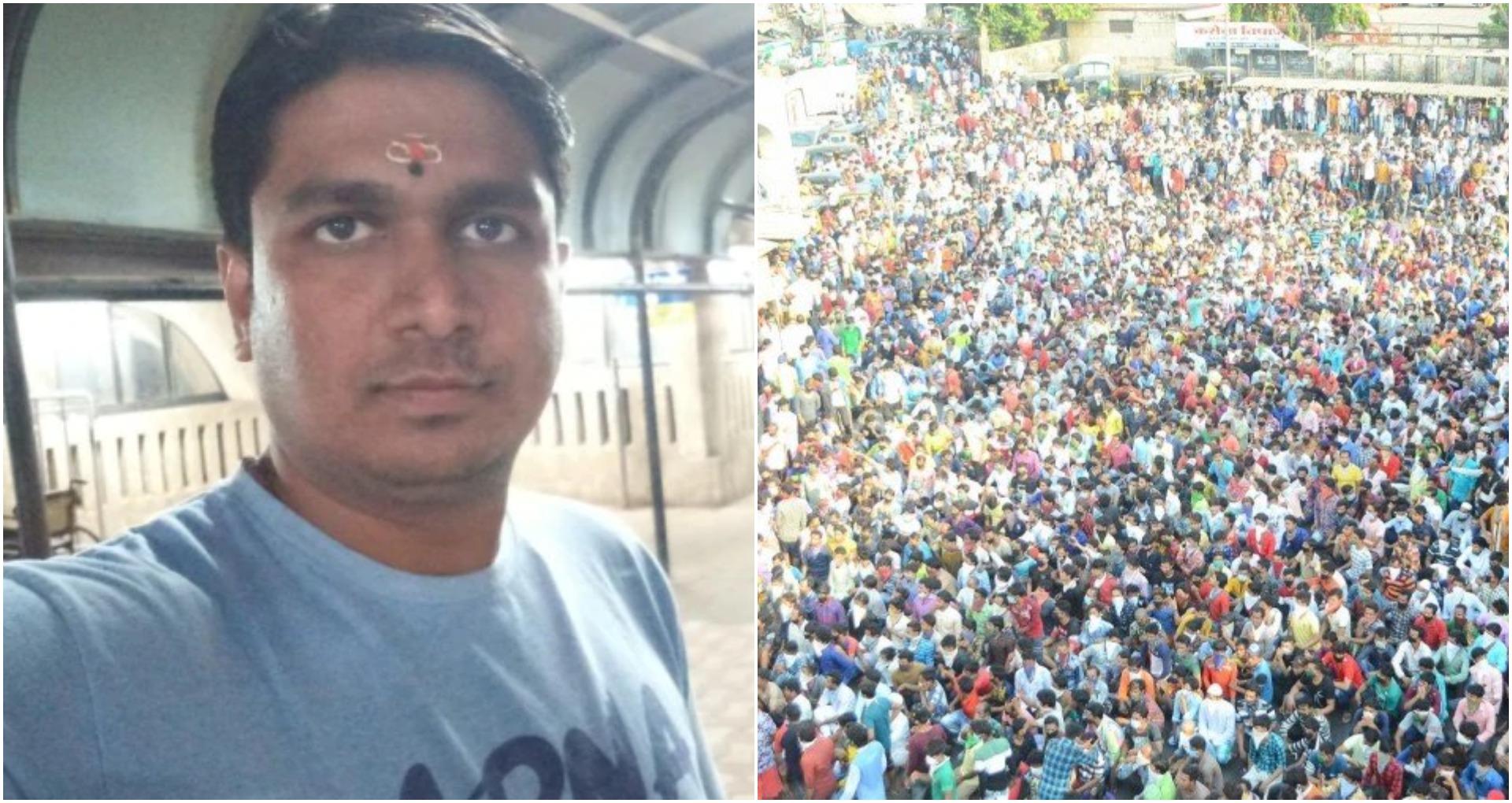 Bandra: अफवा फ़ैलाने वाले विनय दुबे गिरफ्तार, कामगारों की जिंदगी क्यों खेल गया है शख्स?