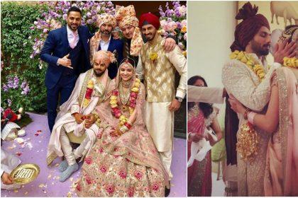 शाहिद कपूर-मीरा राजपूत और विराट-अनुष्का की शादी की अनदेखी तस्वीरें, जो आपने अभी तक नहीं देखी