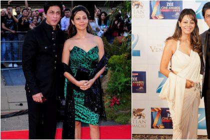 शाहरुख खान और गौरी खान की शानदार थ्रोबैक फोटोज हो रही हैं वायरल, देखें तस्वीरें