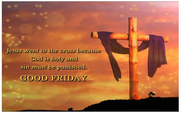 Good Friday 2020 Wishes