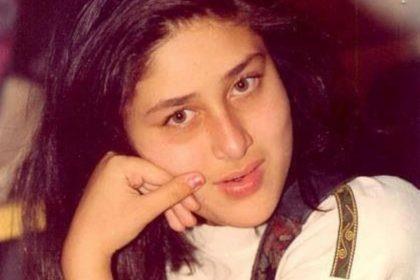 करीना कपूर खान फिल्मों के काम करने से पहले दिखती थी ऐसी, यहाँ देखे बॉलीवुड की बेगम की थ्रोबैक तस्वीरें