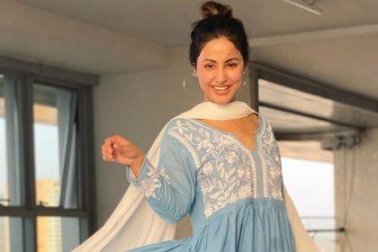 Hina Khan Photos: हिना खान इस कैजुअल कुर्ते में लग रही है बहुत खूबसूरत, देखे एक्ट्रेस की ग्लैमरस तस्वीरें