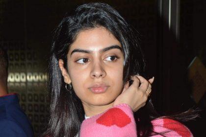 Khushi Kapoor Photos: ख़ुशी कपूर ने बिना मेकअप लुक भी लगती है बला की खूबसूरत, देखें तस्वीरों में